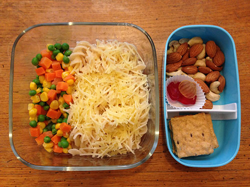 Kids Lunch Inspiration Bento Box