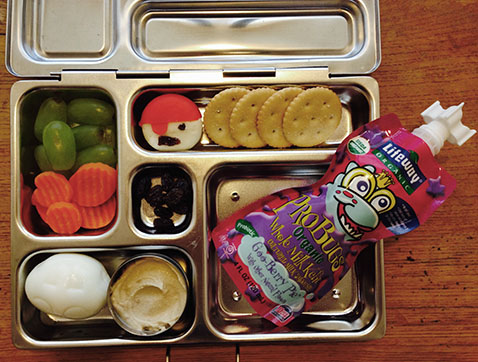 Kids Lunch Inspiration Ideas